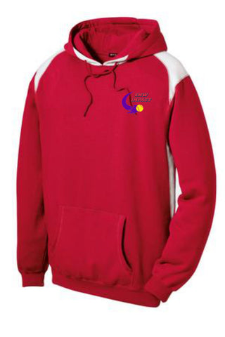 EMW-Sport-Tek® Pullover Hooded Sweatshirt with Contrast Color-F264