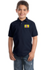 WIN - Short Sleeve Polo Shirt- (L)(Y) K500