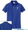 FROATH - Nike Golf - Ladies Dri-FIT Pebble Texture Polo (354064)