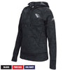 BRG - Adidas TEAM ISSUE Womens Hoodie (405F)