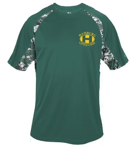 Hamburg LL - Digital Camo Hook Tee (4140)