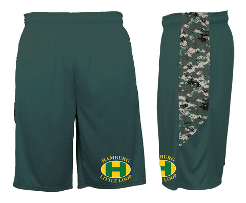 Hamburg LL - Digital Camo Panel Short (4189|2189)