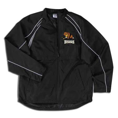 Bisons - Embroidered Warrior Jacket (Black K980J)