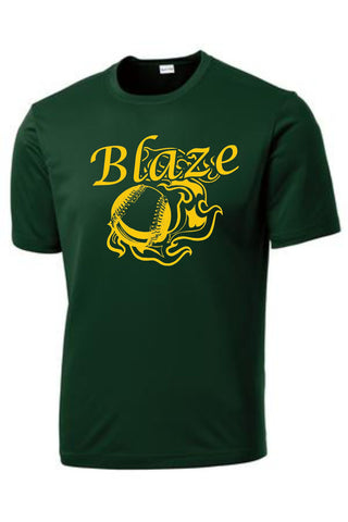 Blaze- Youth Sport-Tek® PosiCharge™ Competitor™ Tee- YST350