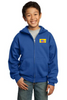 WIN - Zippered Hooded Sweatshirt- PC90ZH(y)