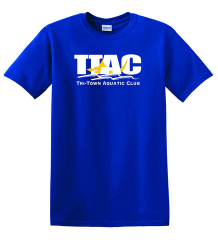 TTAC-Unisex Short Sleeve Tee Shirt-5000