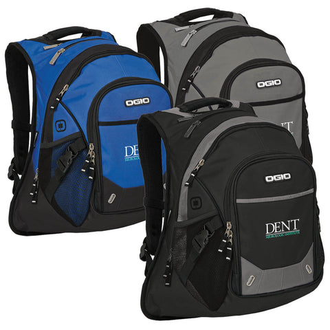 DENT - Embroidered Heavy-Duty Fugitive Pack (711113)