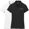 GREENE - Nike Golf Ladies Dri-FIT Solid Icon Pique Modern Fit Polo (746100)