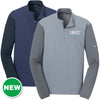 DENT - Nike Mens Dri-FIT Fabric Mix 1/2-Zip Cover-Up (746102)