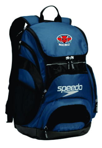 NCRC-Speedo Teamster Backpack- 7520115