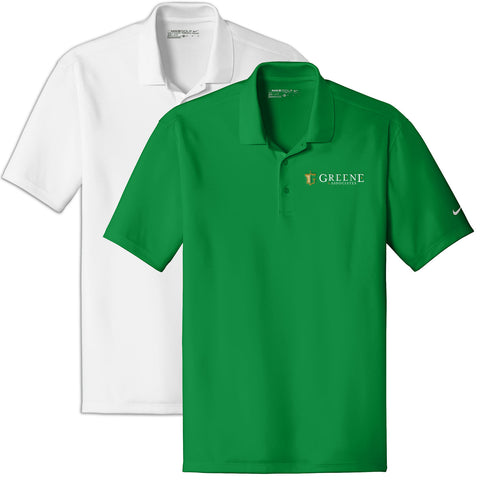 GREENE - Nike Golf Dri-FIT Players Polo with Flat Knit Collar (838956)
