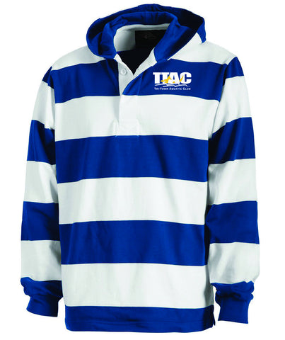 TTAC-Hooded Rugby Pullover-9574