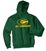 WSESC - Adult/Youth NuBlend Pullover Hooded Sweatshirt (Forest Green 996M|Y)
