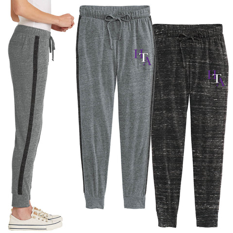 HTA - Ladies Eco-Jersey Jogger (AA2822)
