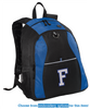FROATH - Port & Company® Contrast Honeycomb Backpack (BG1020)