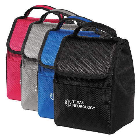 TEXN - Embroidered Lunch Bag Cooler (BG500)