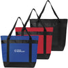 TEXN - Large Embroidered Tote Cooler (BG527)