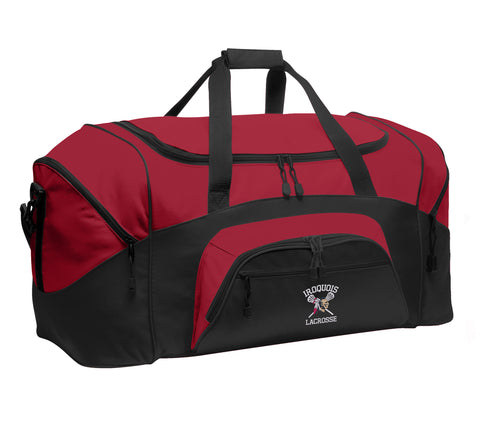 IMGL - Embroidered Sport Duffel (BG99)