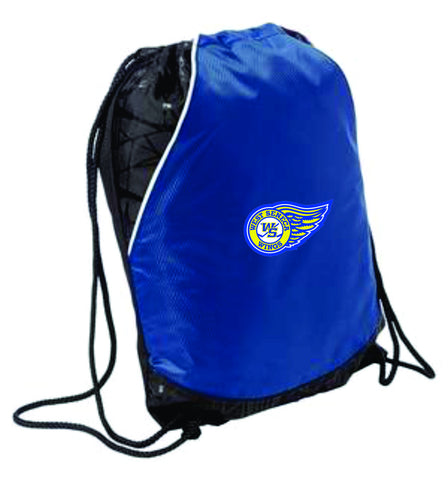 WSWings - Cinch Bag - Royal BST600