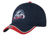USSSA - Port Authority® Double Visor Cap (C828)