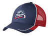 USSSA - Port Authority® Colorblock Mesh Back Cap (C904)