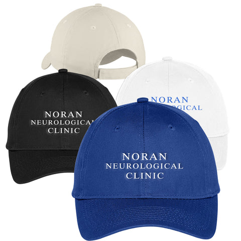 NORAN - Six-Panel Unstructured Twill Cap (C914)