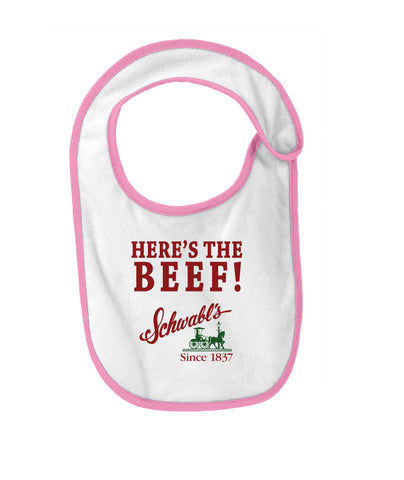 SCH - Precious Cargo® Infant Terry Bib (CAR31)