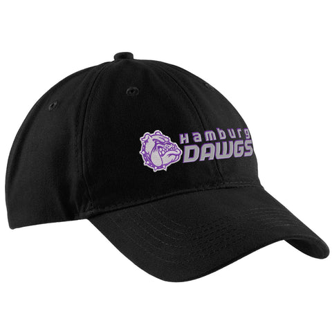 DAWGS - Embroidered Brushed-Twill Low Profile Cap (CP77)