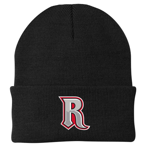 REVF - Embroidered Knit Cap (CP90)