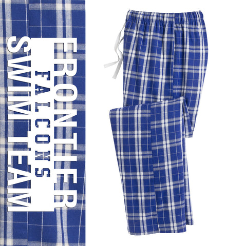 FFST - Print Young Mens/Juniors Flannel Plaid Pant (DT1800|DT2800)