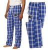 NCS - Young Mens/Juniors Flannel Plaid Pant (DT1800|DT2800)