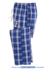 FROATH - District® Young Mens Flannel Plaid Pant (DT1800)