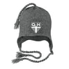 QOH - Knit Hat with Ear Flaps (DT604)