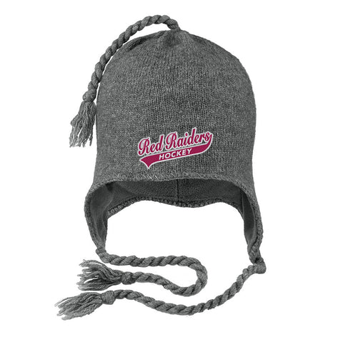 RRH -  Knit Hat with Ear Flaps (DT604)