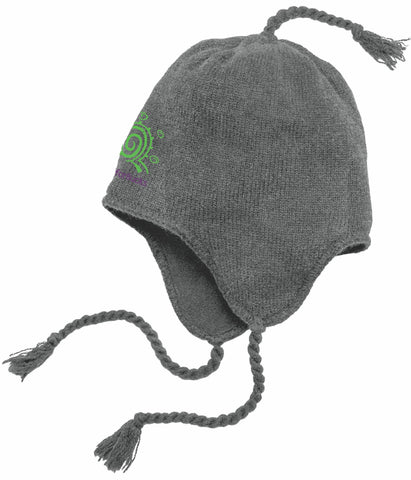 GBB-District® - Knit Hat with Ear Flaps- DT604