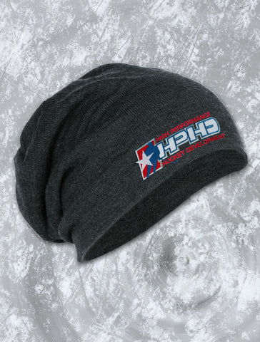 HPHD - Embroidered Slouch Beanie (DT618)