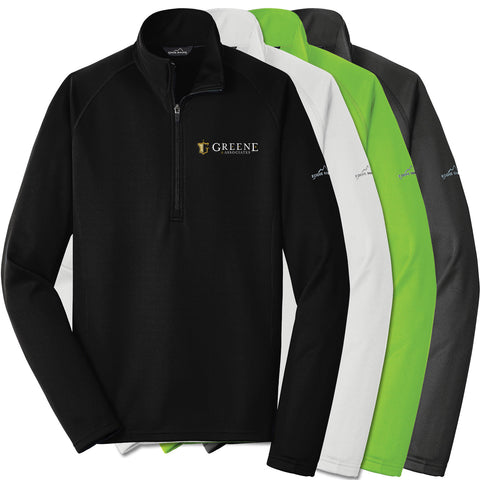 GREENE - 1/2-Zip Base Layer Fleece (EB236)