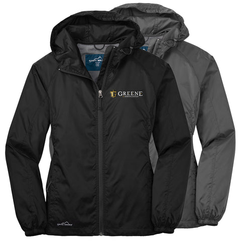 GREENE - Ladies Packable Wind Jacket (EB501)