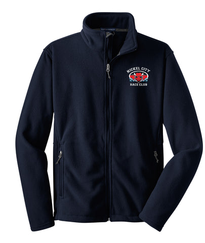 NCRC - Embroidered Full-Zip Fleece Jacket (L|Y|F217)