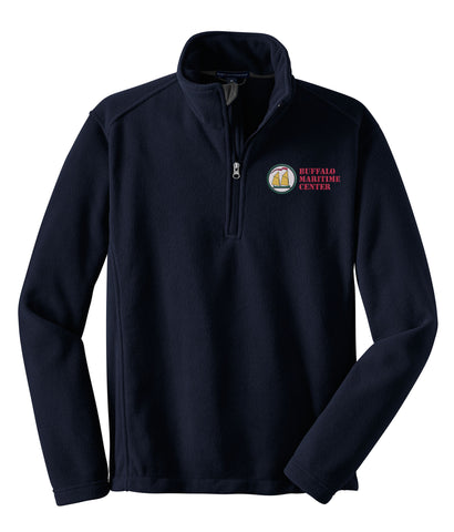BMC - Embroidered 1/4 Zip Fleece (F218)