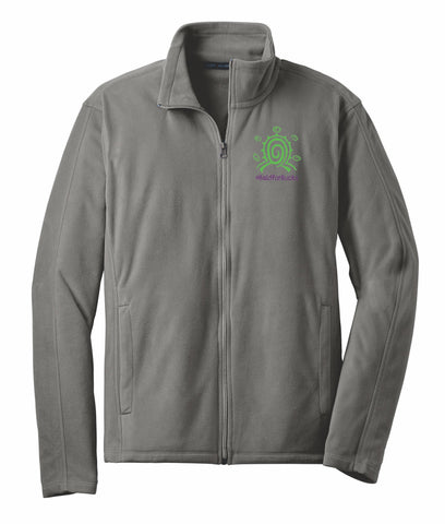 GBB-Adult Port Authority® Unisex Microfleece Jacket- F223