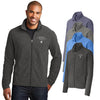 NORAN - Heather Microfleece Full-Zip Jacket (F235)