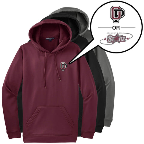 OPS - Sport-Wick Fleece Hooded Pullover (F244)