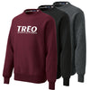 TREO - Printed Super Heavyweight Crewneck Sweatshirt (F280)