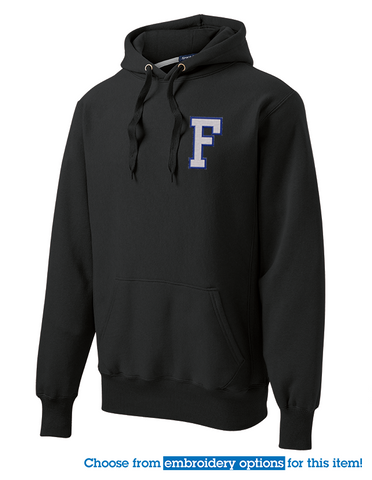 FROATH - Sport-Tek® Super Heavyweight Pullover Hooded Sweatshirt (F281)