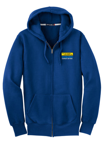 JBH - Super Heavyweight Full-Zip Hooded Sweatshirt (F282)