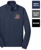 WNYACP - Slub Fleece 1/4-Zip Pullover (F295)