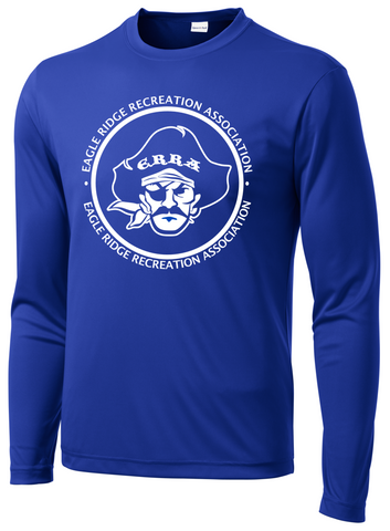 EagleRidge - Adult/Youth Long-Sleeve Wicking Tee (Y/ST350LS)