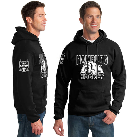 HEWS - Hamburg Fleece Pullover Hoodie (PC90H)