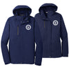 SCS - Ladies/Mens All-Conditions Jacket (Navy L/J331)
